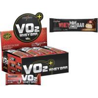 Vo2 Protein Bar C/ 24 Barras + Whey Darkness Bar - Integralmédica - Unissex
