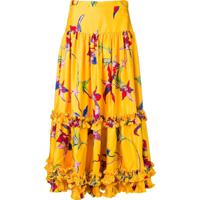 La Doublej Salsa Skirt - Amarelo