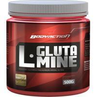 L-Glutamine 500 G - Body Action - Unissex