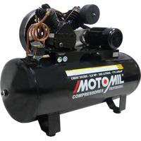 Compressor De Ar Motomil, 5 Hp, Trifásico - Cmav-20Pl/200