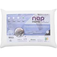 Travesseiro Nap Altura 16 Standard Branco