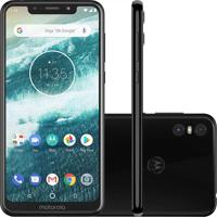 Smartphone Motorola Moto One 64Gb Xt1941 Desbloqueado Preto