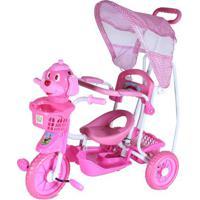 Triciclo Bel Fix Gangorra - Feminino