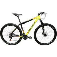 Bicicleta Mtb Aro 29 Track Bikes Suspensão Dianteira 21 Marchas