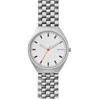 Relógio Analógico Skagen Masculino - Skw63881Bn Prateado