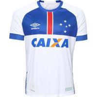 Camisa Umbro Cruzeiro Blar Vikingur Oficial 2018 - Masculino