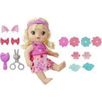 Boneca Baby Alive - Corte De Cabelo - Loira - E5241 - Hasbro