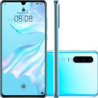 Smartphone Huawei P30 128Gb Versão Global Desbloqueado Breathing Crystal