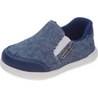 Tênis Iate Fofopé Jeans Azul - Kanui