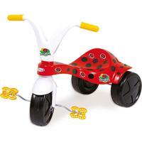 Triciclo Joaninha Vermelho Xalingo