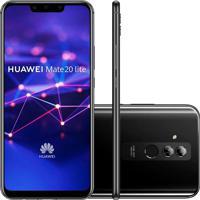 Smartphone Huawei Mate 20 Lite 64Gb Desbloqueado Preto