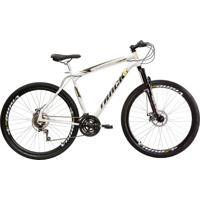 Bicicleta Aro 29 Tb Niner Suspensão Dianteira Track Bikes Branco