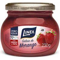 Geleia De Morango Diet 230G Linea