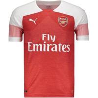 Camisa Puma Arsenal Home 2019 N°14 Masculina - Masculino