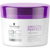 Schwarzkopf Bc Bonacure Smooth Perfect Máscara De Tratamento 200Ml