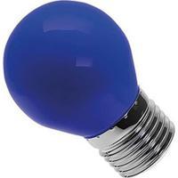 Lâmpada Bolinha G45 Azul Bivolt 6W - Lm281 - Luminatti - Luminatti