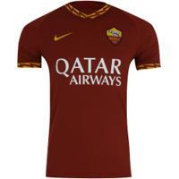 Camisa Roma I 19/20 Nike - Masculina - Vinho