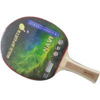 Raquete Navi Lazer 2 Stars - Gold Sports