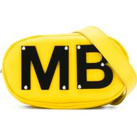 Marco Bologna Kids Bolsa Com Logo Mb - Amarelo