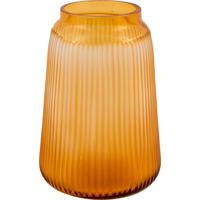 Vaso De Vidro Decorativo Lut - Linha Sun