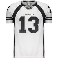 Camiseta Atlético Mineiro 13 Masculina - Masculino