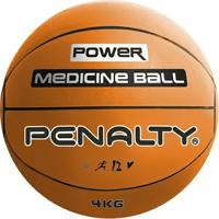 Medicine Ball De Borracha Penalty - 4Kg - Unissex