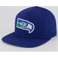 Boné New Era Nfl Seattle Seahawks 950 Azul