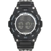Relógio Speedo 80611G0Evnp2 Preto