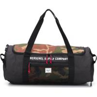 Herschel Supply Co. Mala Com Estampa Camuflada - Preto