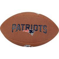 Bola Futebol Americano Wilson Nfl New England Patriots - Unissex