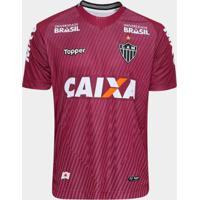 Camisa De Goleiro Atlético-Mg Ii 2018 S/N° Torcedor Topper Masculina - Masculino