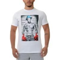 Camiseta Seu Madruga Boxe Gladiadores Masculina - Masculino