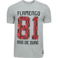 Camiseta Do Flamengo Adidas Manga Curta Graphic 21 - Masculina
