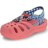 Clog Baby Disney Sunny Grendene Kids - 22075 Rosa 17/18