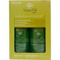 Inoar Kit Duo Argan Oil