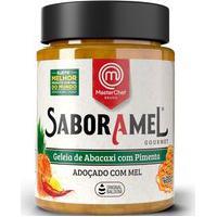 Geléia Saboramel Abacaxi Com Pimenta E Mel 400G Baldoni