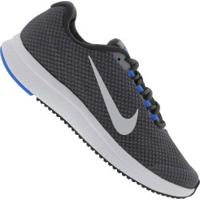 Tênis Nike Runallday - Masculino - Cinza Esc/Cinza Cla