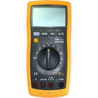 Multímetro Digital Icel Md-6390 Amarelo/Preto