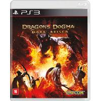 Jogo Dragon'S Dogma: Dark Arisen Para Playstation 3 (Ps3) - Capcom