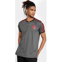 Camisa Polo Flamengo Squid Masculina - Masculino