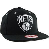 Netshoes  Boné New Era Nets Snapback - Unissex 5ac4b8a7b5dc7