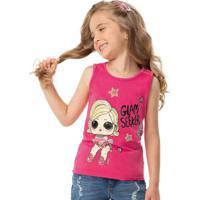 Blusa Rosa Pink Glam Seeker Lol®