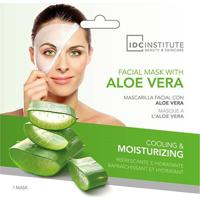 Máscara Facial Hidratante Aloe Vera Idc Institute 22G