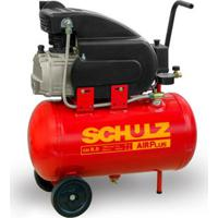 Motocompressor De Ar 8,5Pcm 25L 220V 1490W Schulz