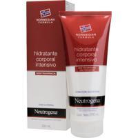 Hidratante Intensivo Corporal Neutrogena Norwegian Sem Fragrância 200Ml