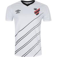 Camisa Do Athletico-Pr Ii 2019 Umbro - Masculina - Branco/Vermelho