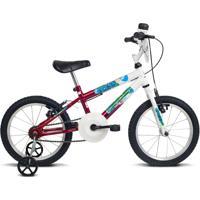 Bicicleta Verden Ocean - Aro 16 - Sem Marchas Vermelho
