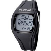 Relógio Pedômetro Tuguir Digital Tg1602P