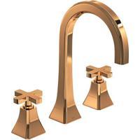 Misturador Para Banheiro Mesa Wish Red Gold - 1877.Gl.Wsh.Rd - Deca - Deca