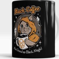 Caneca Black Coffee